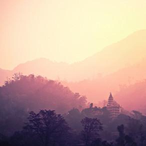 Yoga hoofdstad van de wereld: Rishikesh