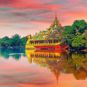 Vipassana in Myanmar