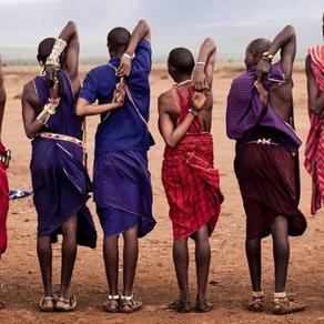 Volunteer @ African yoga project