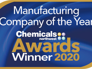 Manufacturing Company of the Year 2020