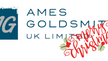 Merry Christmas From Ames Goldsmith UK Ltd