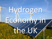 Latest News on the UK Hydrogen Economy - 16/12/20
