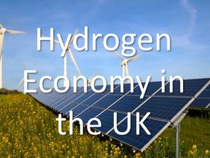Latest News on the UK Hydrogen Economy - 17/03/21