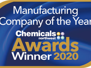 Ames Goldsmith UK Ltd awarded Manufacturing Company of the Year
