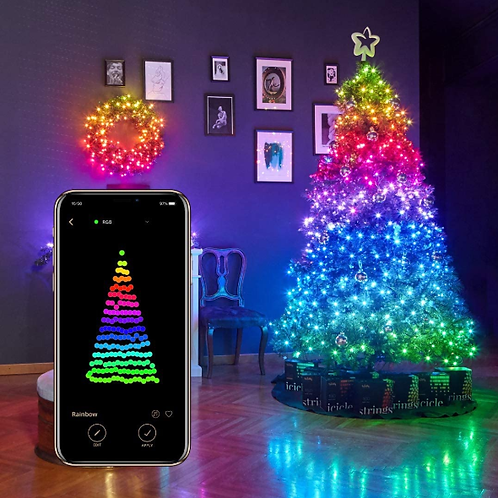Twinkly Christmas String Light 250 Led