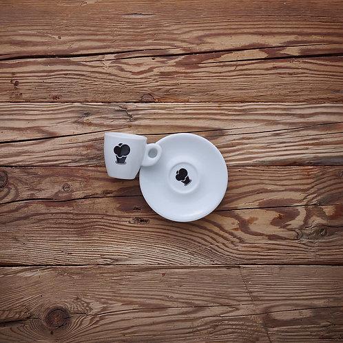 Espresso Tasse 'Eiswerkstatt'