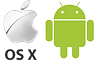 Mobile OSx Android