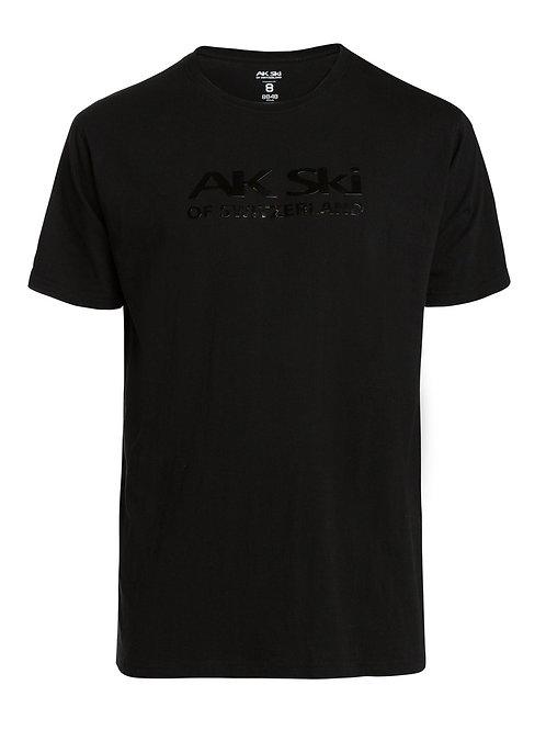 AK Rubber Tee Black