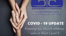COVID-19 Alert Level 1