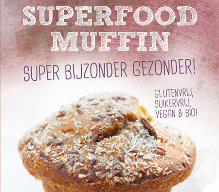 Superfood Muffin