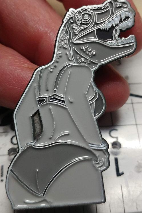 Bootysaurus Rex Enamel Pin
