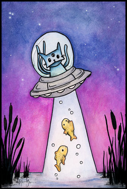 Cat Alien