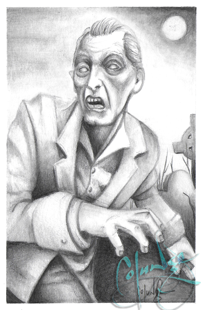 NIGHT OF THE LIVING DEAD SCAN