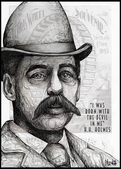 HH Holmes