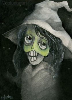 Witch Ghoulie
