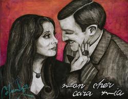 Morticia & Gomez