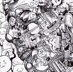 Manic Doodle