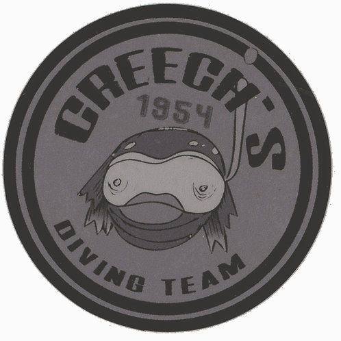 Creech's Diving Team