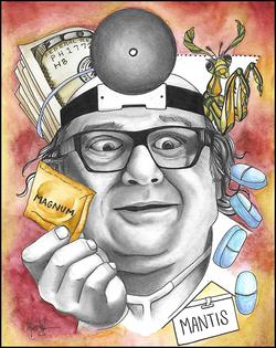 Dr. Mantis Toboggan