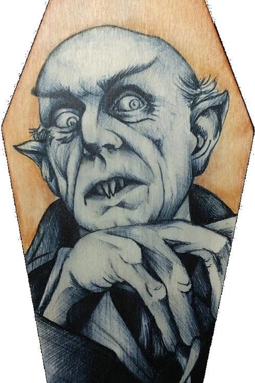 Nosferatu Coffin