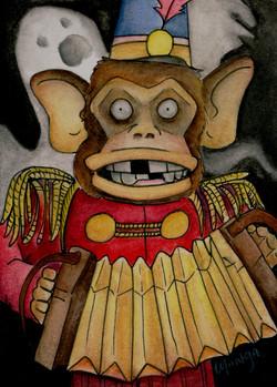 Haunted Monkey