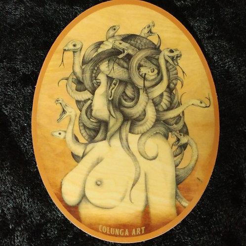 MEDUSA sticker