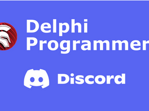 Delphi Programmers Discord server available