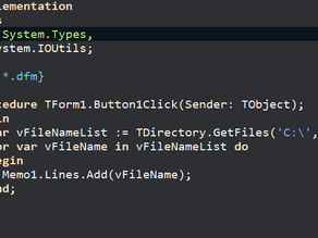 Newly discovered hidden benefits of inline variables in Delphi