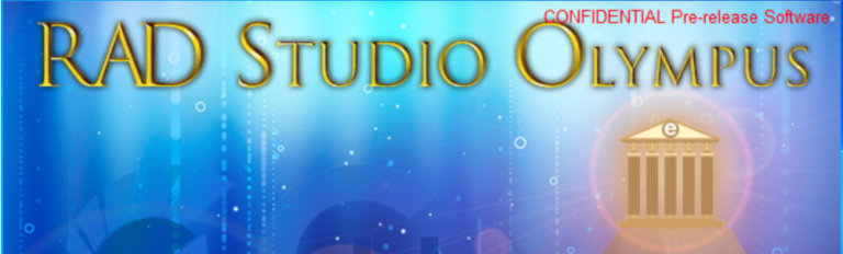 RAD Studio 11, Code Named Olympus