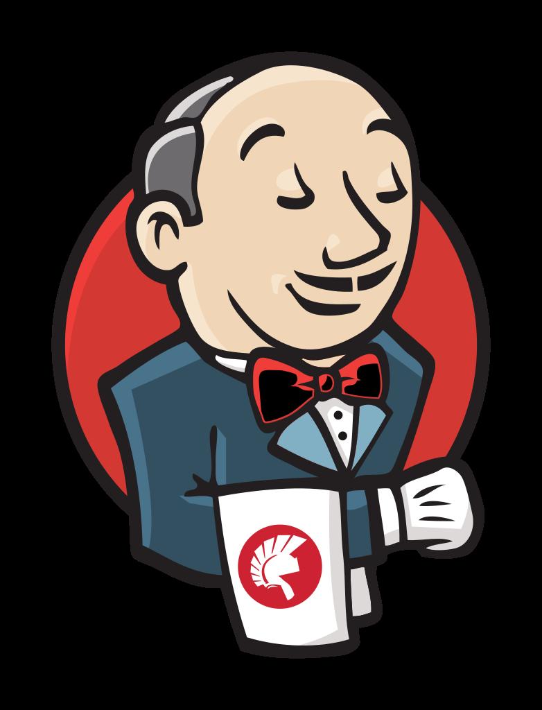 Jenkins with Delphi logo