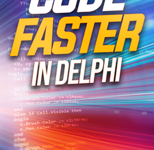 New book available: Code Faster In Delphi by Alister Christie