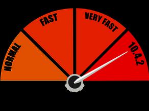 Speed test results building Spring4D in Delphi 10.4.2 versus 10.4.1