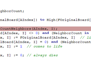 Delphi Tip: Move the instruction pointer during debugging