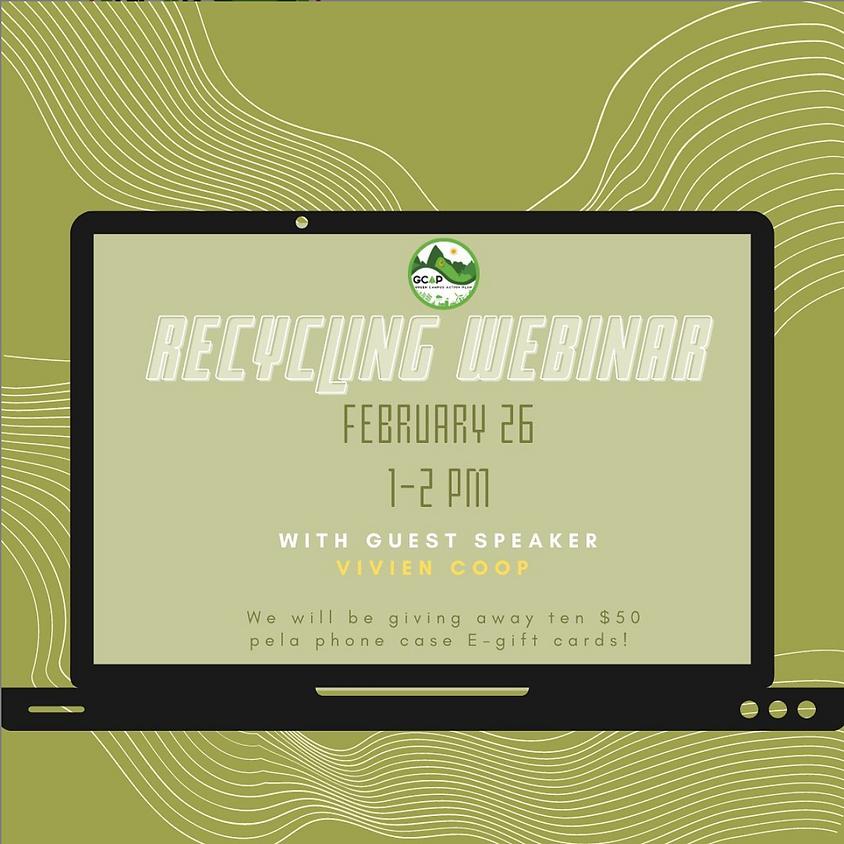 Recycling Webinar