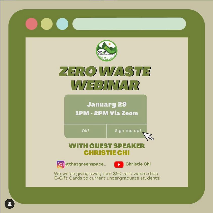 Zero Waste Webinar