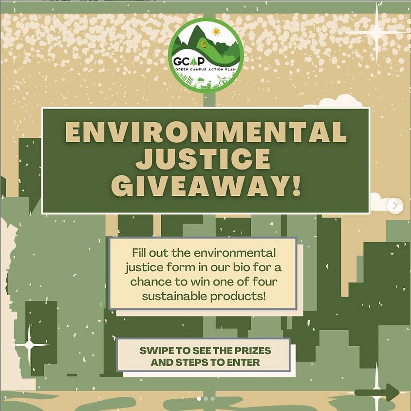 Environmental Justice Giveaway