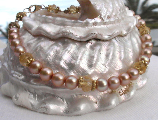 Golden Grace Bracelet