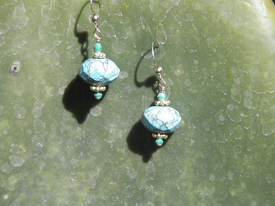 Turquoise 14kt