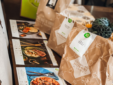 Hello Fresh: How cooking should be!