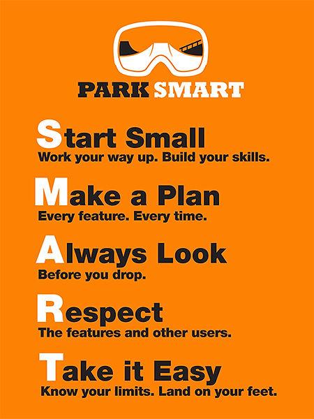 Terrain Park SMART Poster