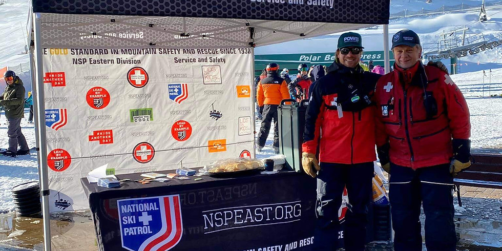 Example Ski Patrol Event