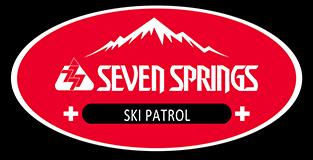 Seven Springs Ski Patrol Logo