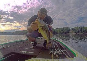 Cheat Lake Fishing