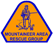 Mountaineer Area Rescue Group Logo