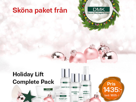 Sköna paket från DMK