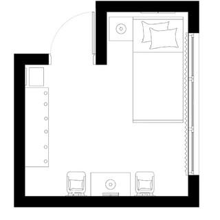 Girls bedroom -- TV Show Belgium