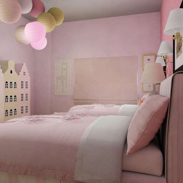Girls Room - Upper West Side NYC