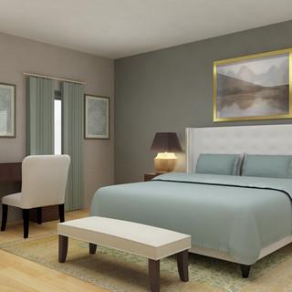 Bedroom - Upper West Side