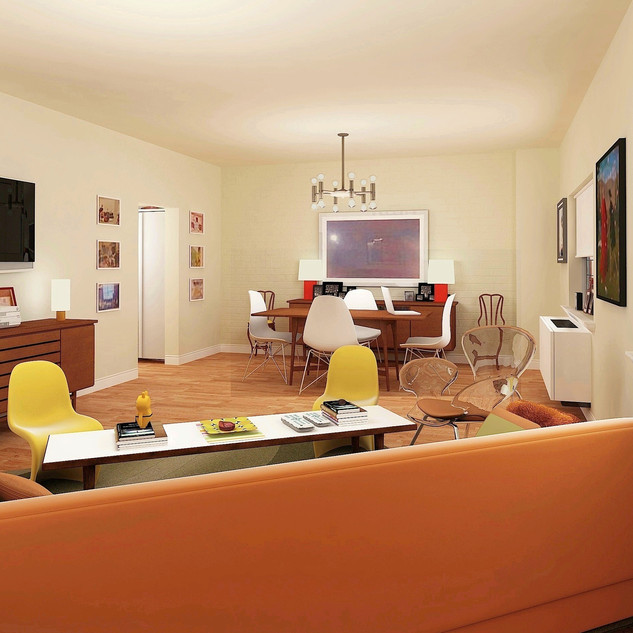 Family Room - Brooklyn Heights