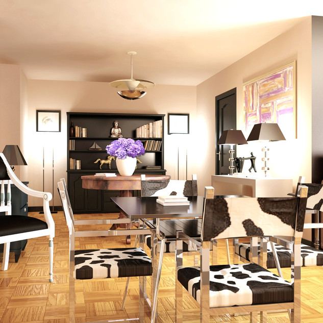 Family Room - Upper East Side
